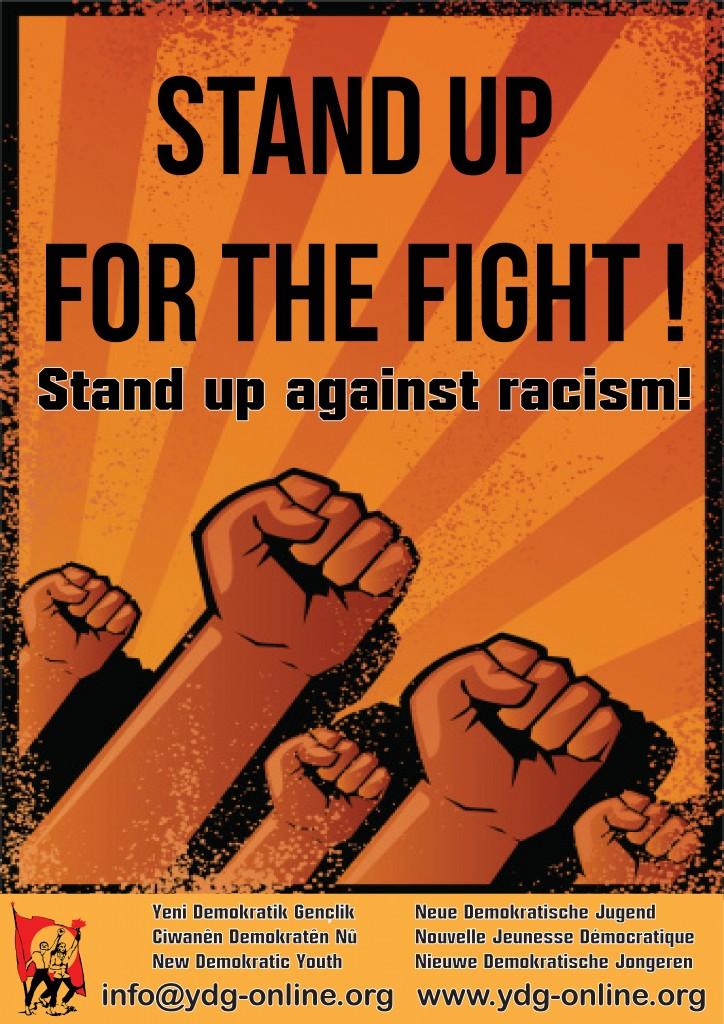 Irkçılığa Karşı AYAĞA KALK!