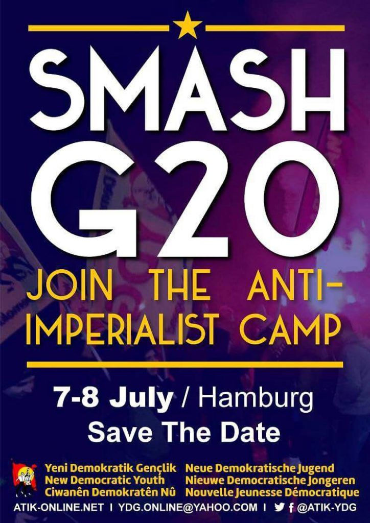 SMASH G20 !