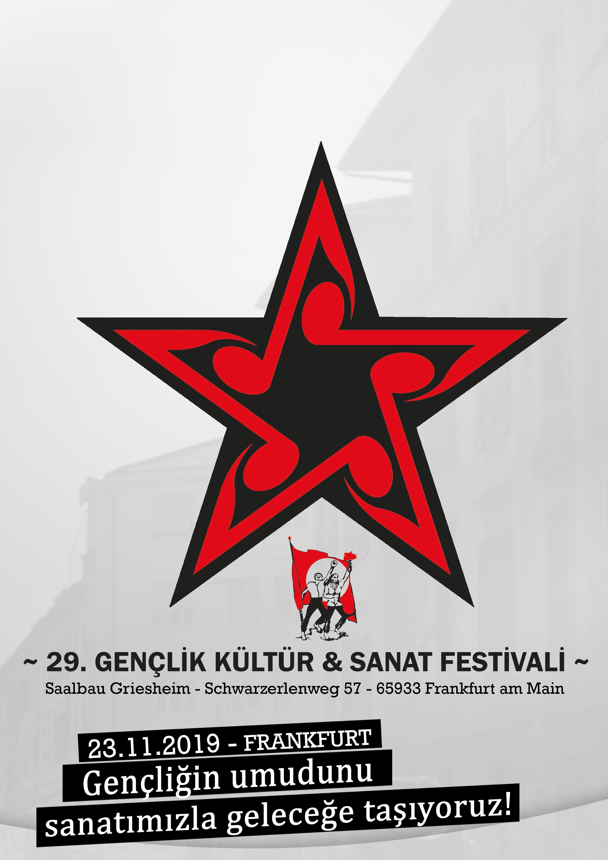 29. Festivalimiz 23 Kasım'da!