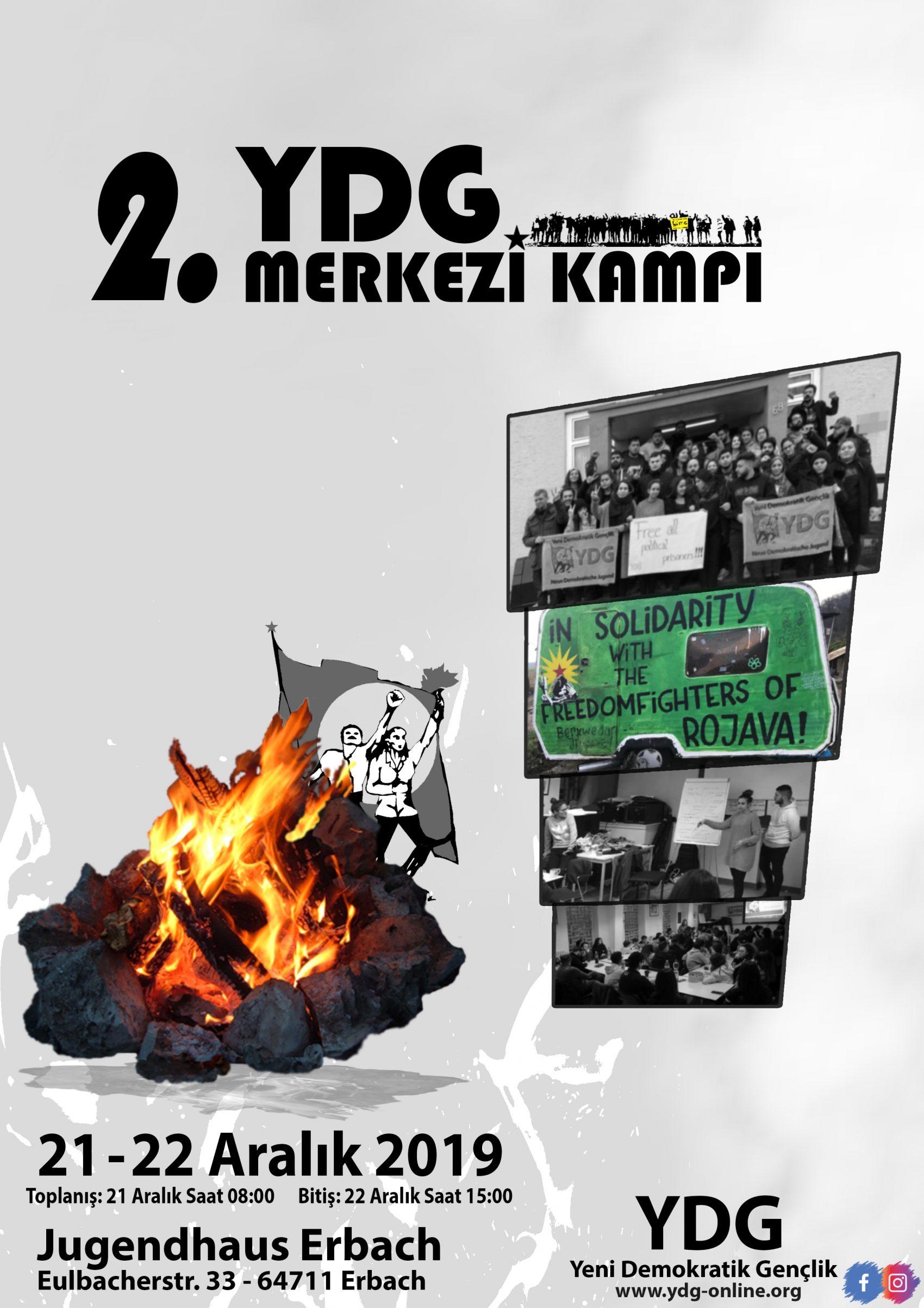 2. MERKEZİ KAMPIMIZ ERBACH'TA!